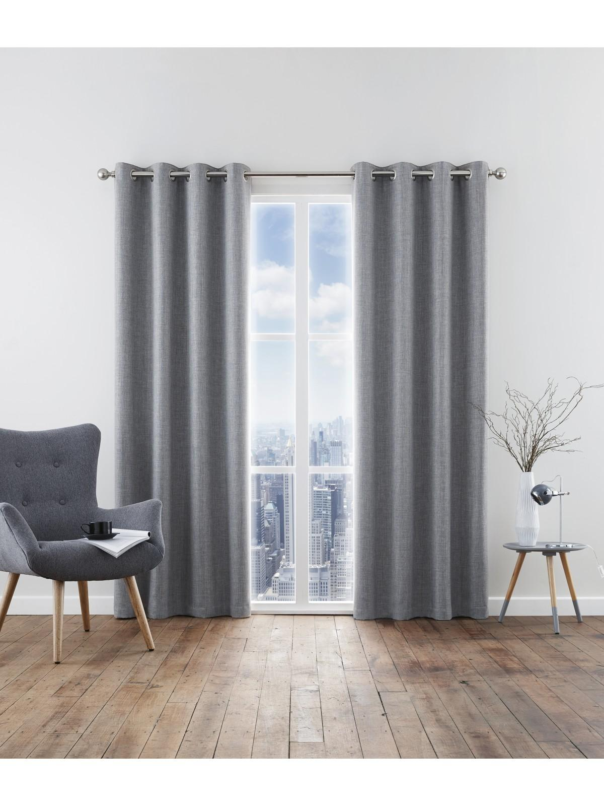 curtains cotton p are for grey living cool room dark