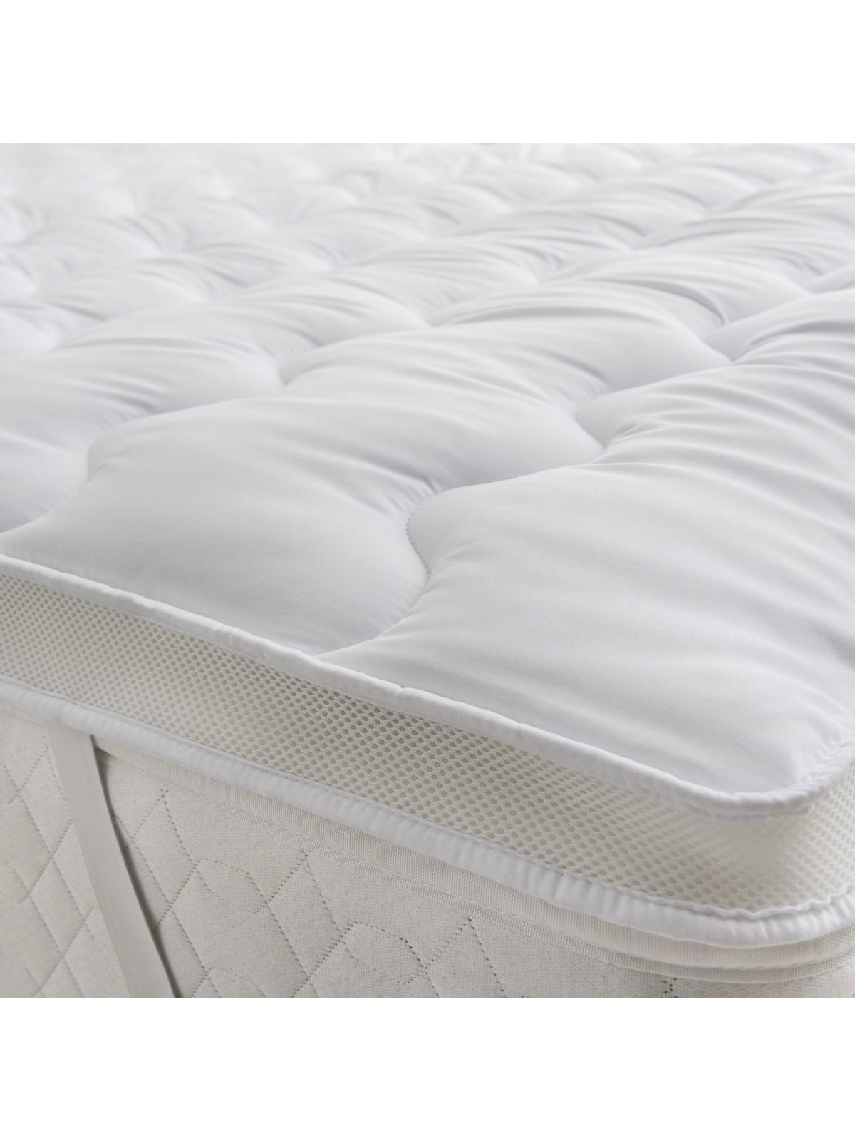 silentnight air max mattress topper single