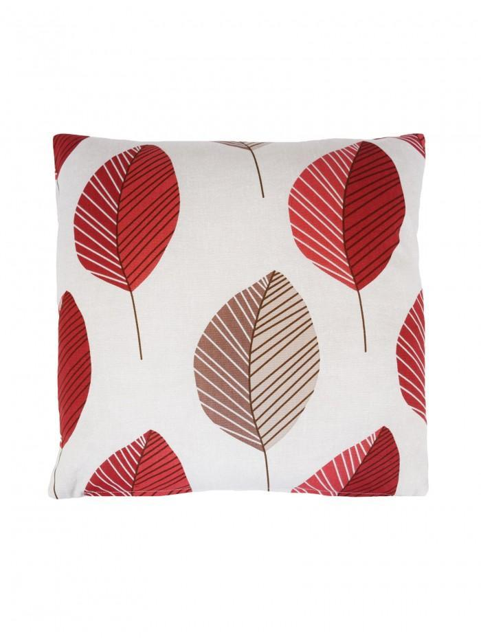 Arcadia Cushion Red