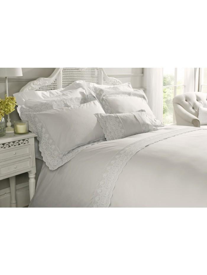 Holly Willoughby Aimee Bedding Range Silver Ponden Homes