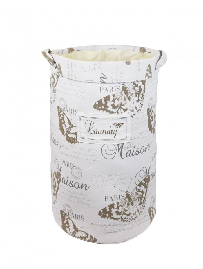 Life From Coloroll Butterflies Laundry Bag