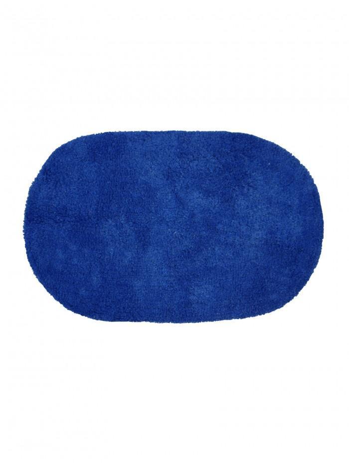 Ponden Home Candlewick Bathmat Cobalt