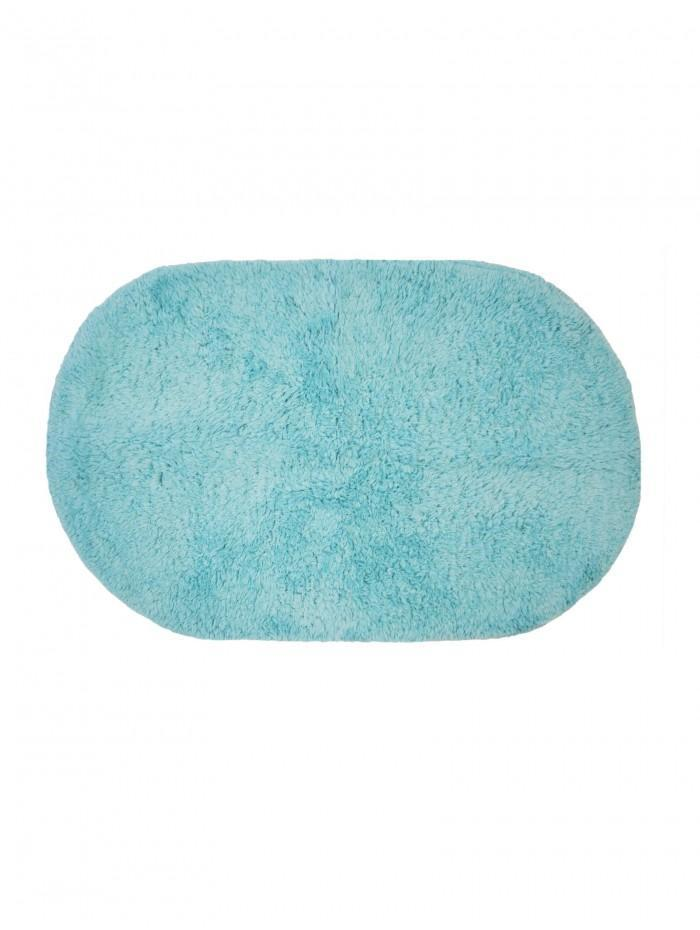 Ponden Home Candlewick Bathmat Turquoise