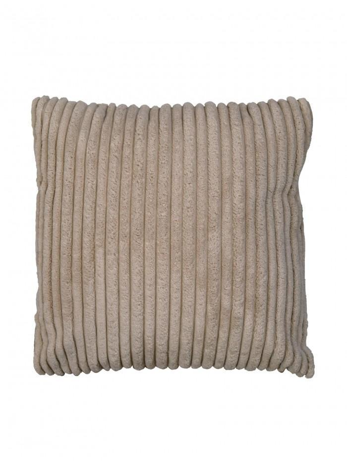 Chunky Rib Cushion Taupe