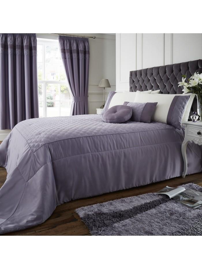Deco Panel Bedspread Cream