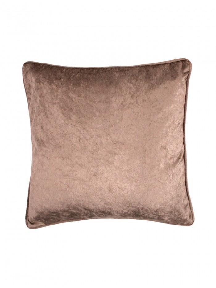 Glamour Eyelet Cushion Mink