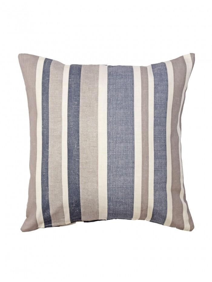 Henley Cushion Blue
