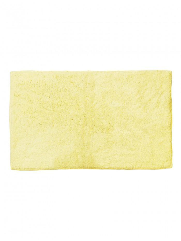 Life From Coloroll Luxurious Plush Bathmat Lemon