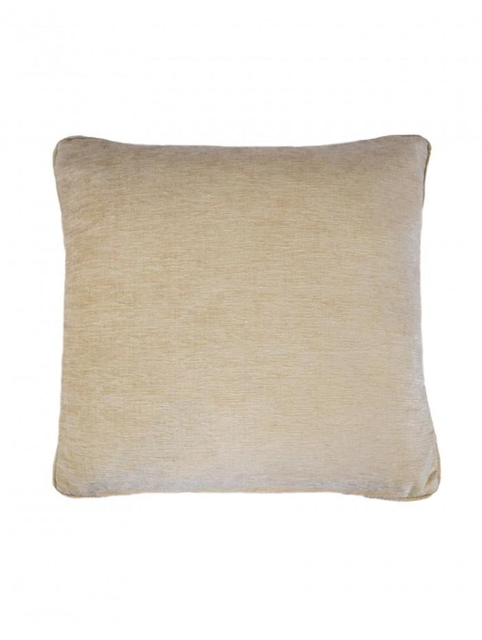 Luxury Chenille Cushion Cream