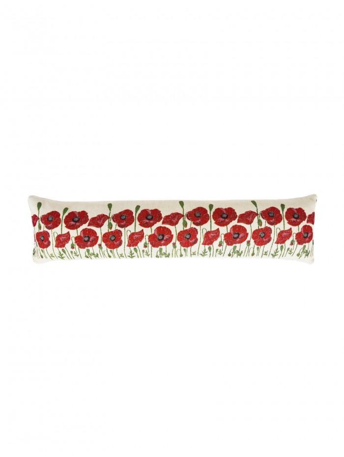 Multi Poppy Draught Excluder
