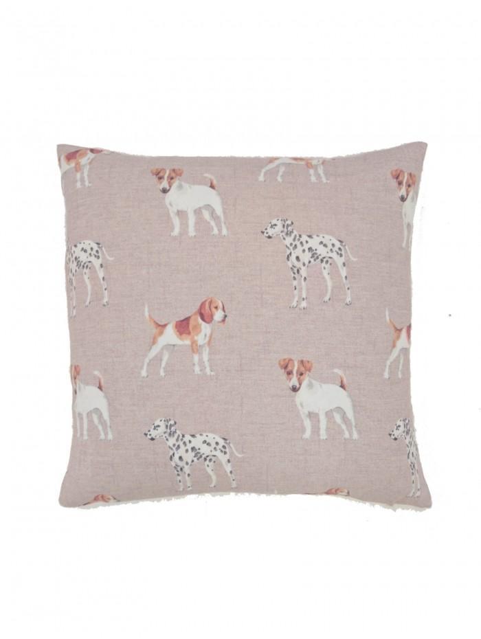 Multi Dog Cushion Natural