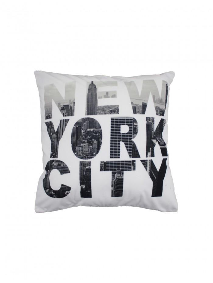 NYC Cushion Grey