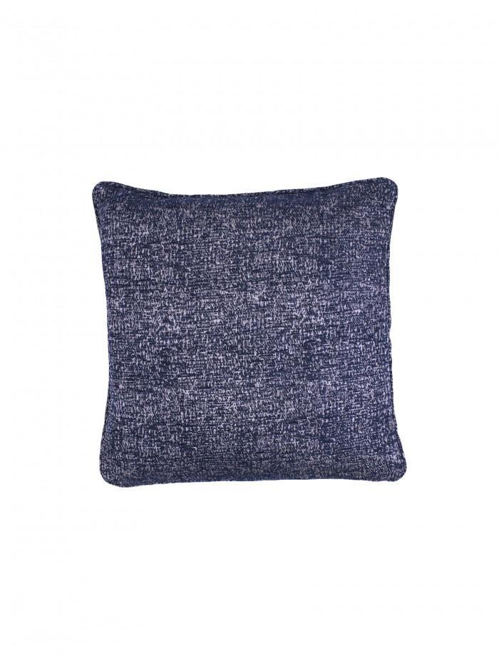 Oriental Luxury Chenille Cushion Blue