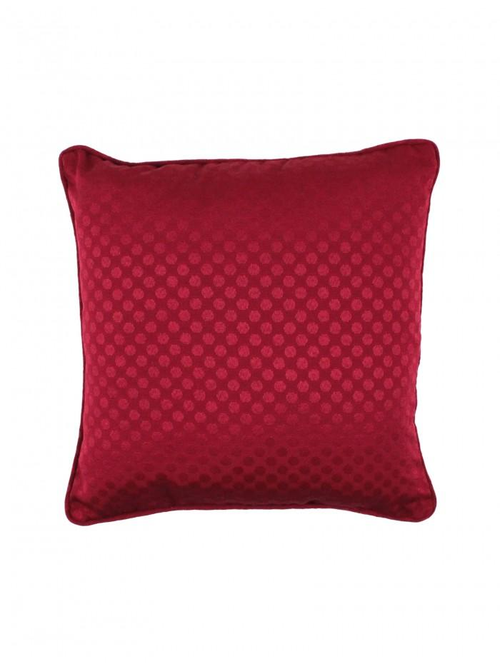 Pallino Cushion Red