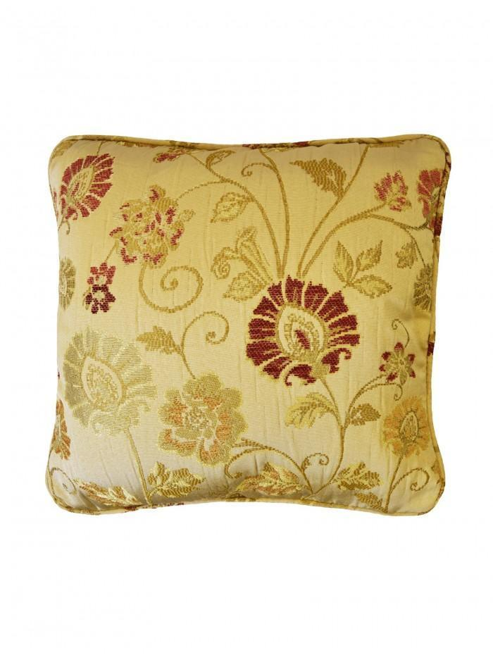 Pemberley Cushion Red