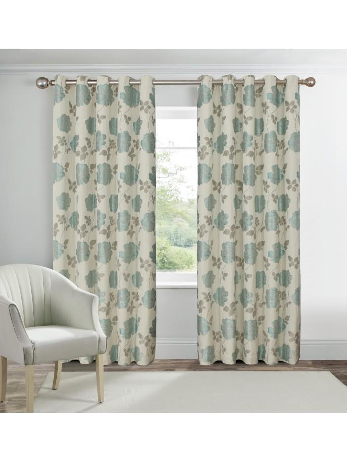 Rosie Eyelet Curtains