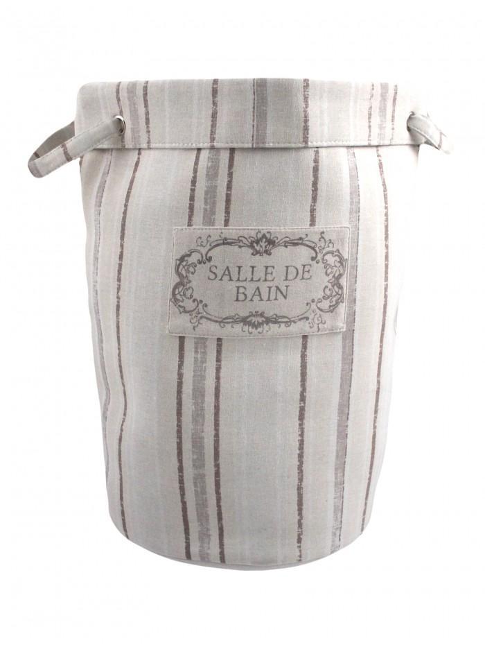 Salle De Bain Bathroom Laundry Bag
