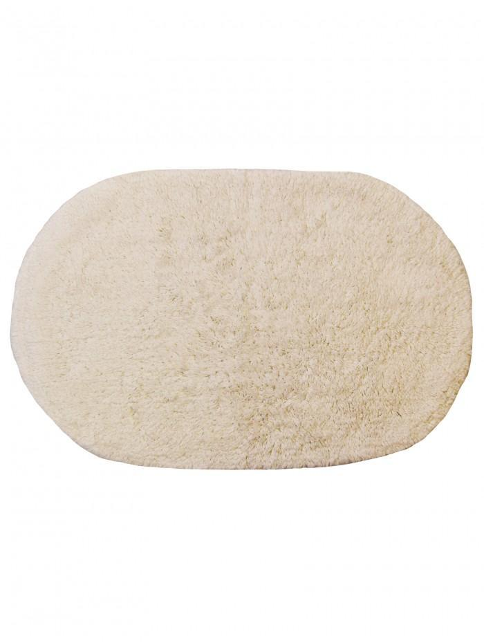 Ponden Home Candlewick Bathmat, White