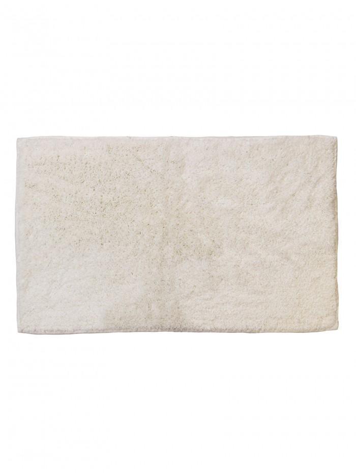 Hotel Plush Microfibre Bathmat, White
