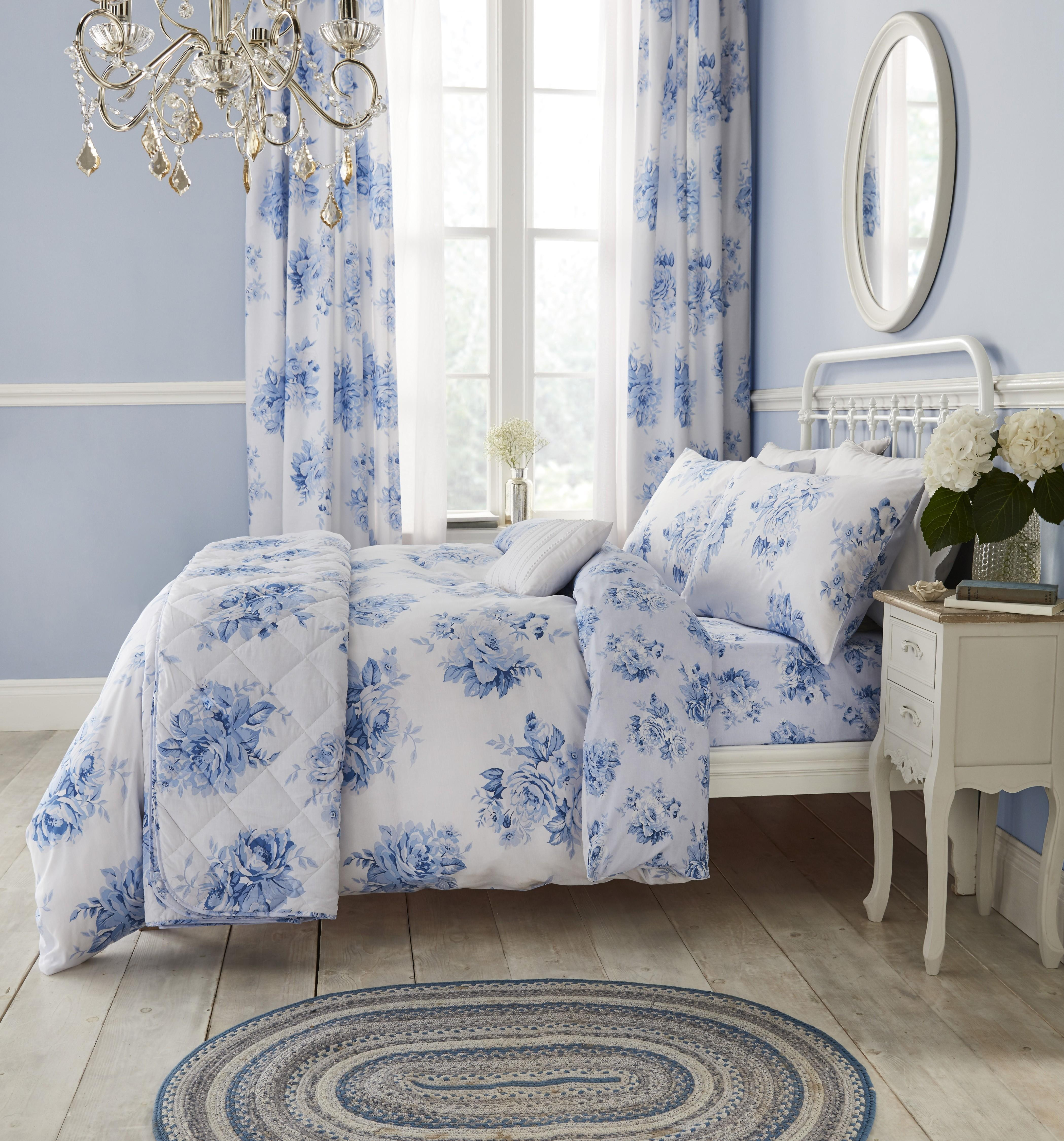 Catherine Lansfield Canterbury Floral Bedding Collection