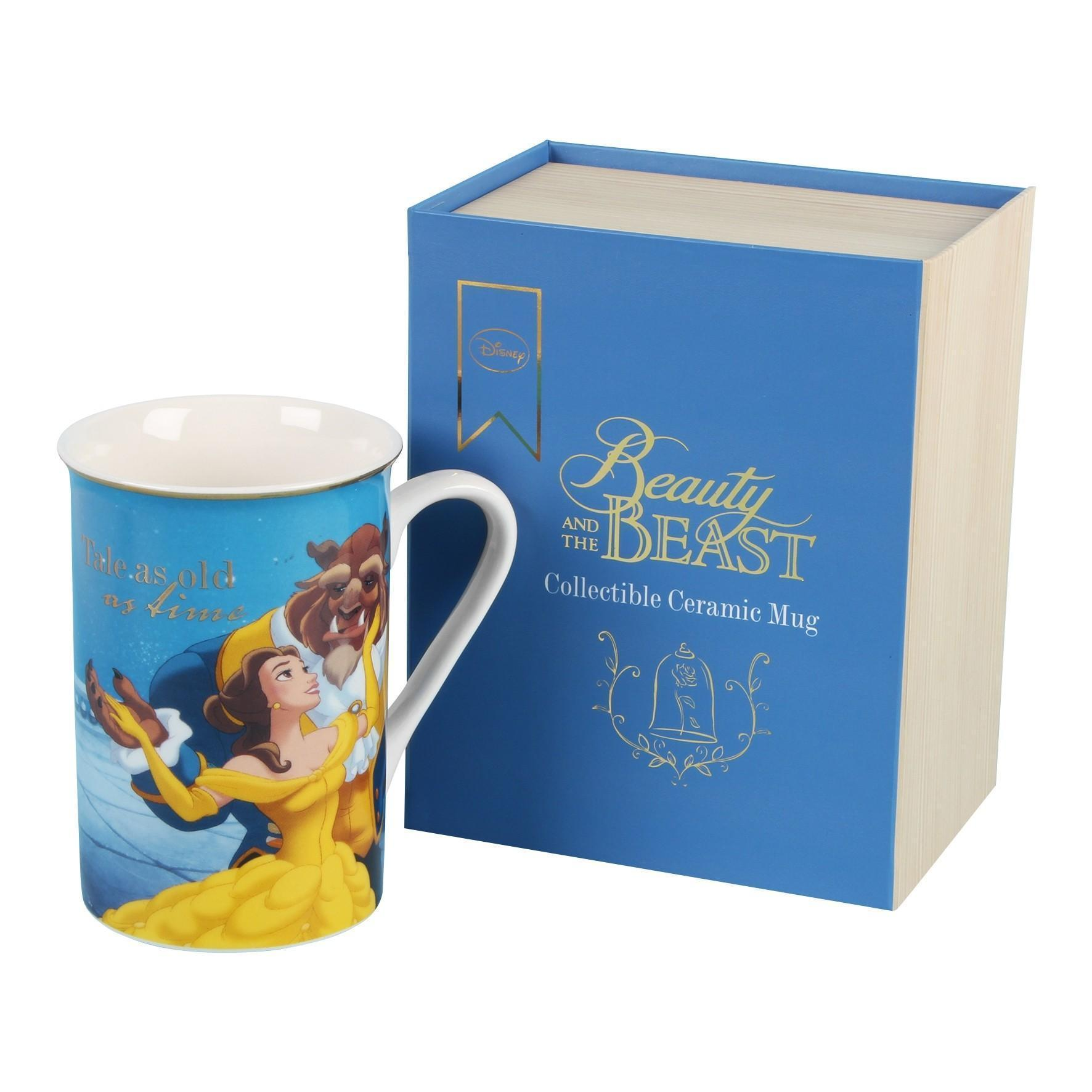 Disney Gift Set Book Beauty The Beast Balcony Ponden Home