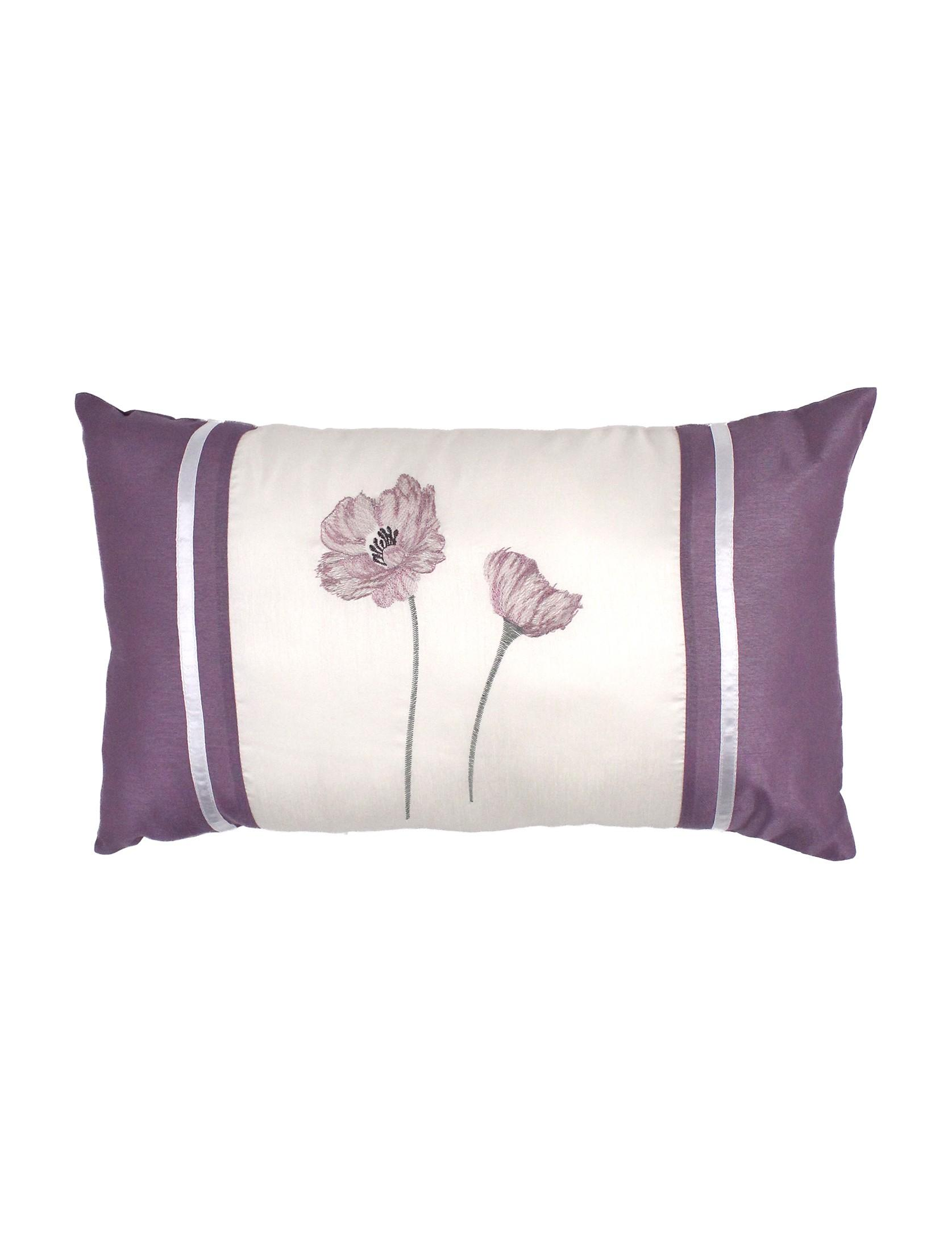 Embroidered Poppy Bed Cushion Heather Ponden Homes : embroideredpoppyheathercushion1 from www.pondenhome.co.uk size 1675 x 2200 jpeg 239kB