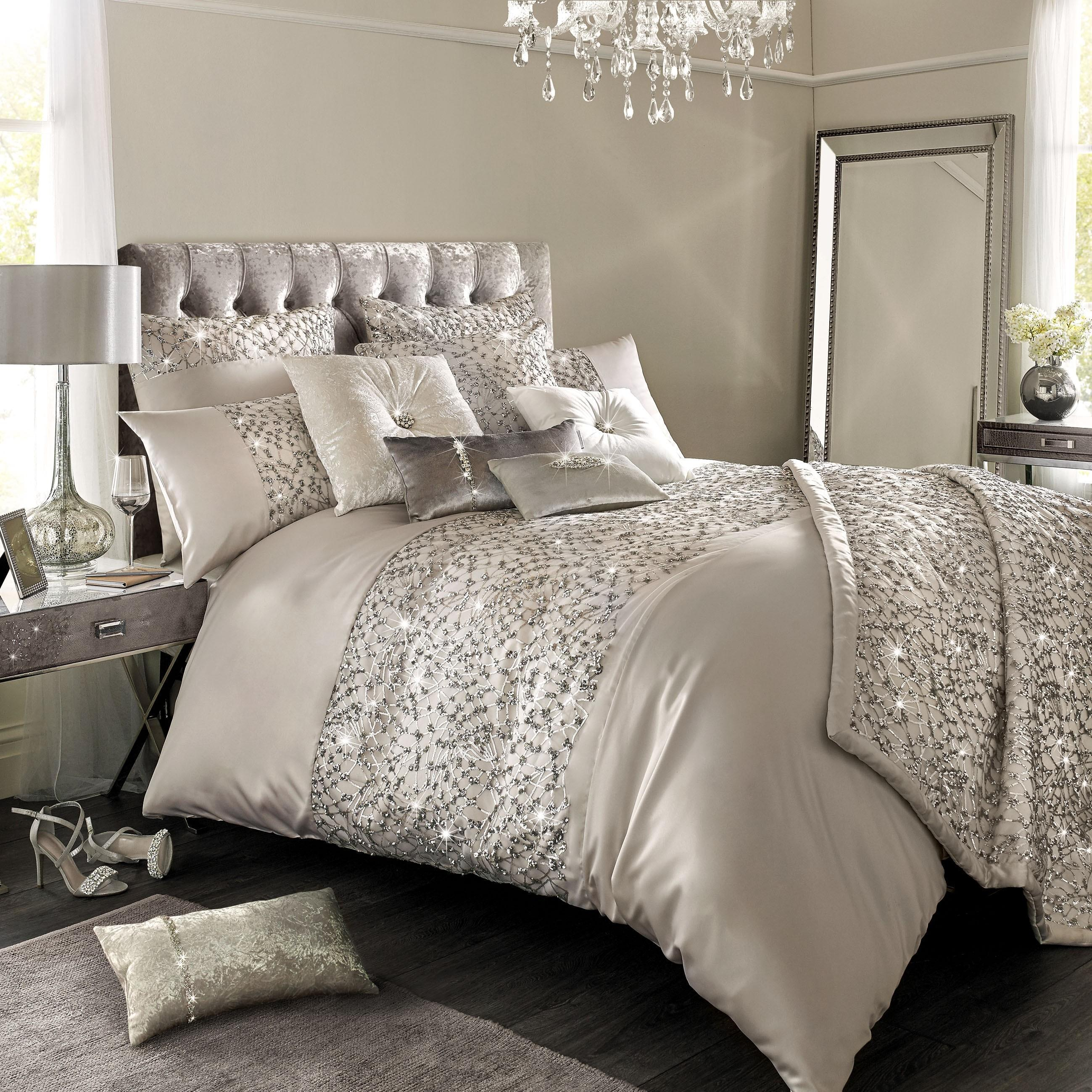 Kylie Minogue Helene Bedding Collection Nude Ponden Home