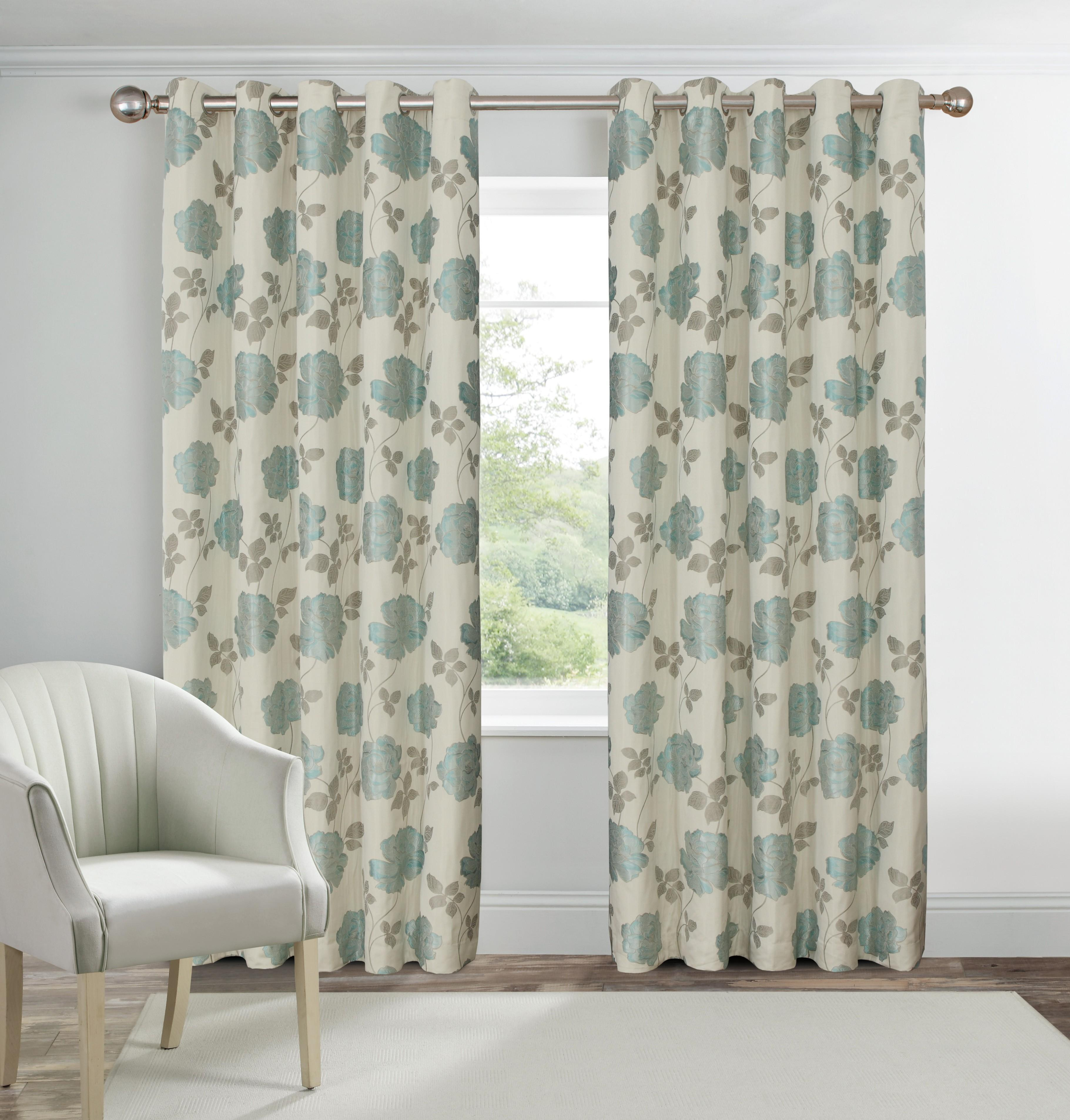 curtains 46 inch drop