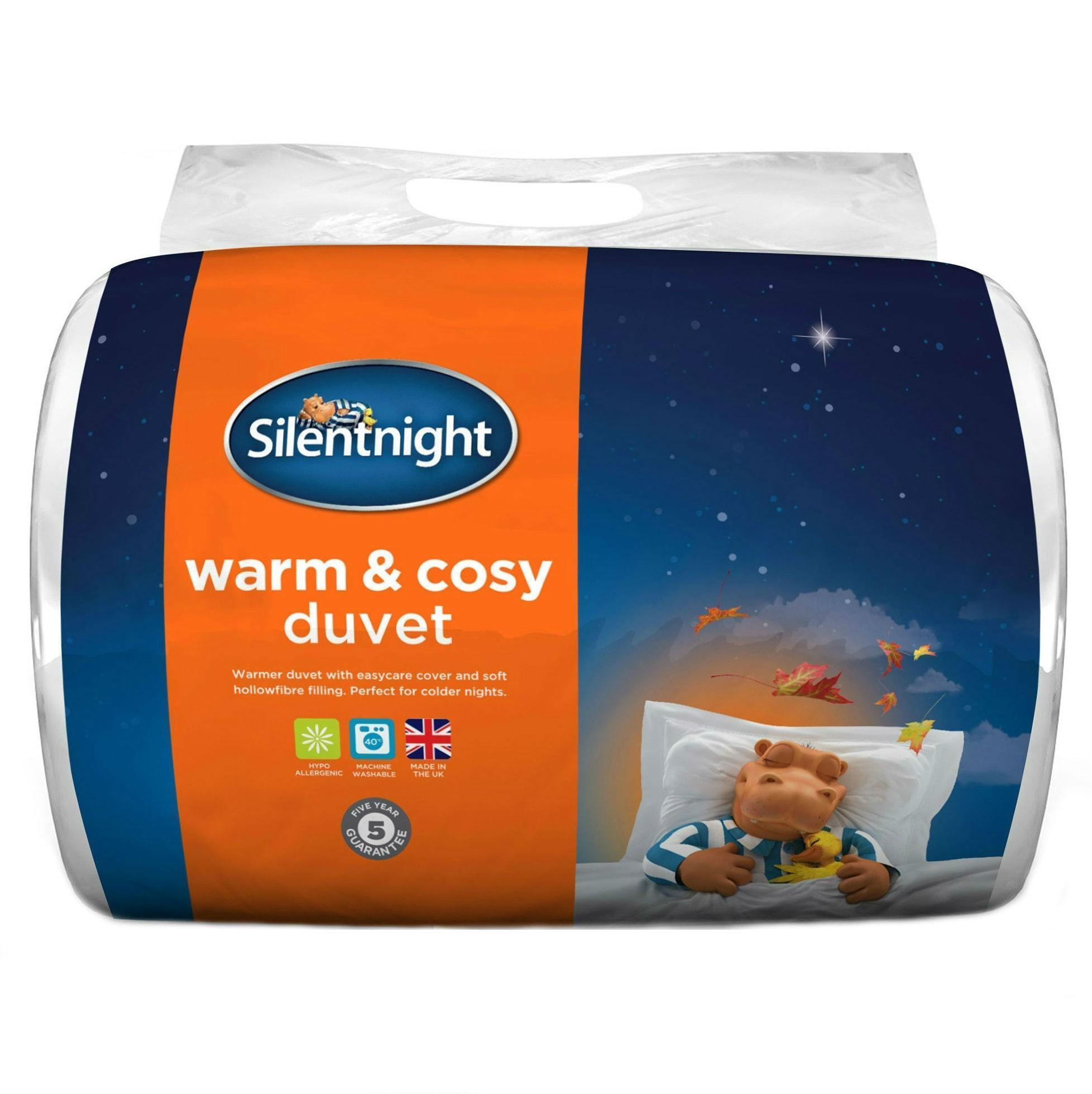 Silentnight Warm And Cosy Duvet 15 Tog Ponden Home