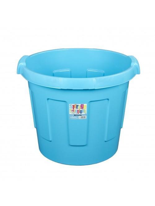 Wham® 52L Wizz It In Bin x5 Blueberry