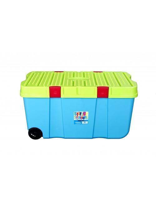 Wham® 100L Storage Trunk Lime