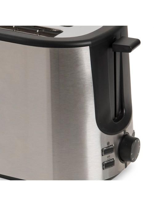 Haden Stratford Stainless Steel 2 Slice Toaster