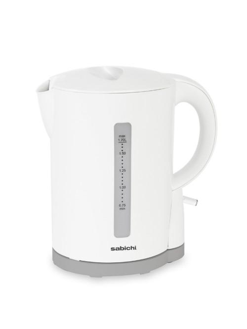 1.7ltr White Gloss Kettle
