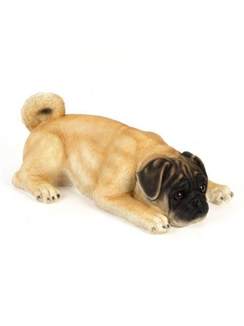 Best of Breed Collection - Laying Pug