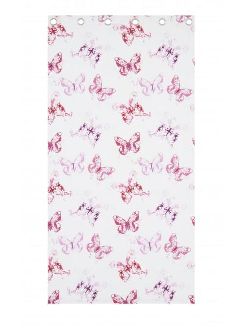 Catherine Lansfield Butterfly Bedding Collection Pink