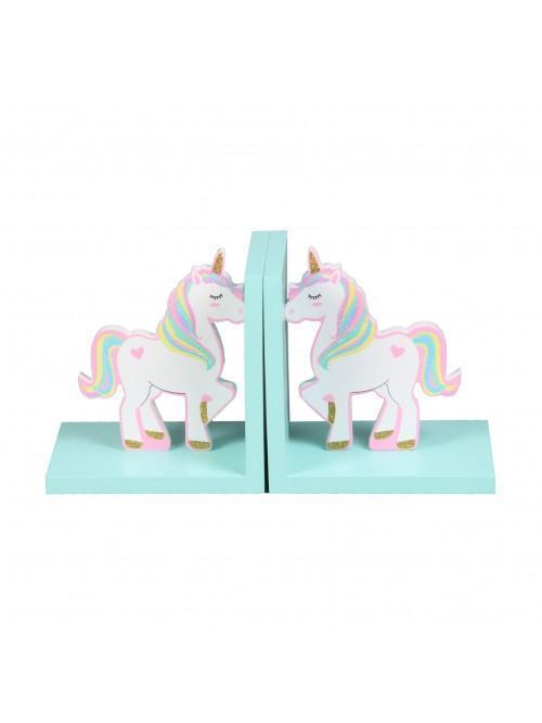 Unicorn Magic Bookends