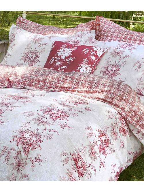 Cabbages & Roses Charlotte Bedding Collection Plaster