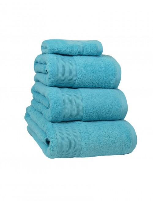 Extra Soft 100% Cotton Towels Turquoise