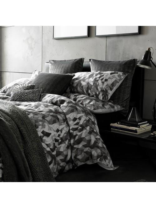 Karl Lagerfeld Facet Bedding Range Grey