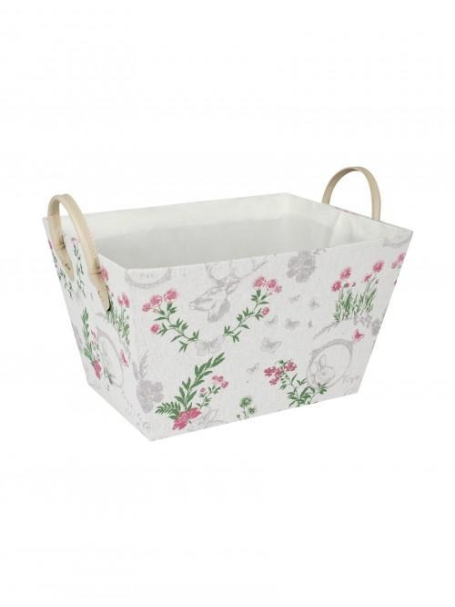 Flora Storage Tray Cream