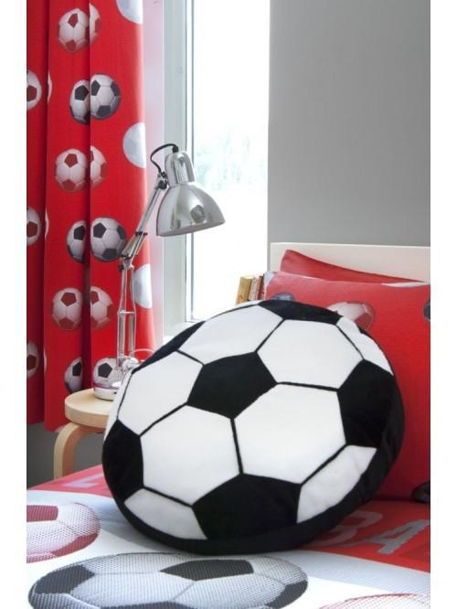 Catherine Lansfield Football Bedding Colelction Red