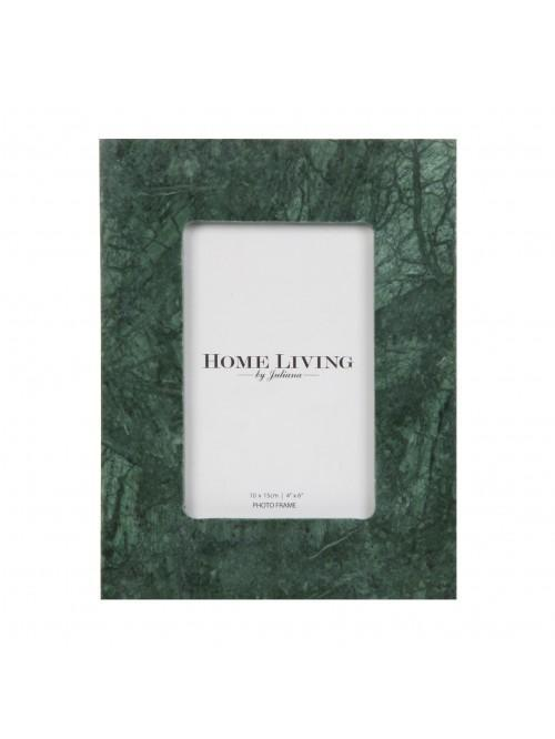 Home Living Green Marble Photo Frames