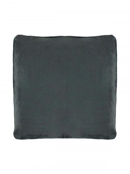 Luxury Supersoft Cushion Charcoal