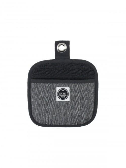 Hotel Collection Pot Holder Grey