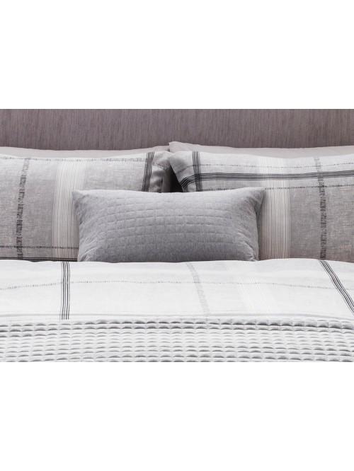 Jersey Cushion Grey