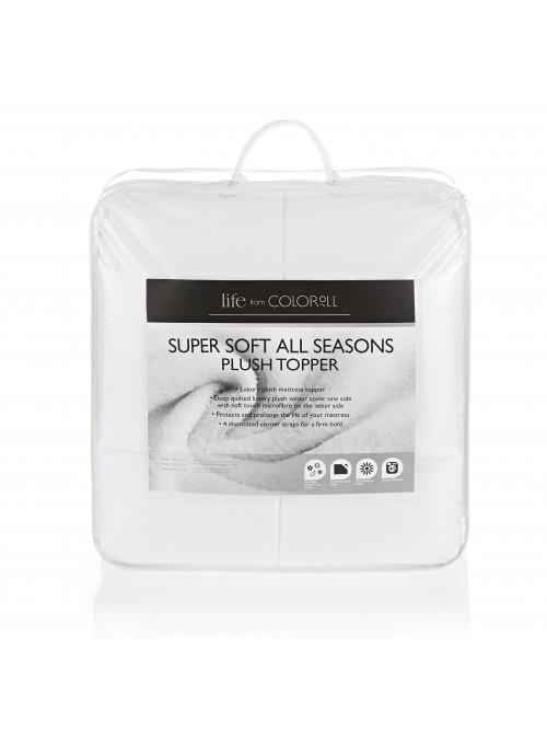Supersoft All Seasons Mattress Enhancer