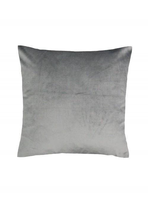 Metallic Boucle Cushion Black