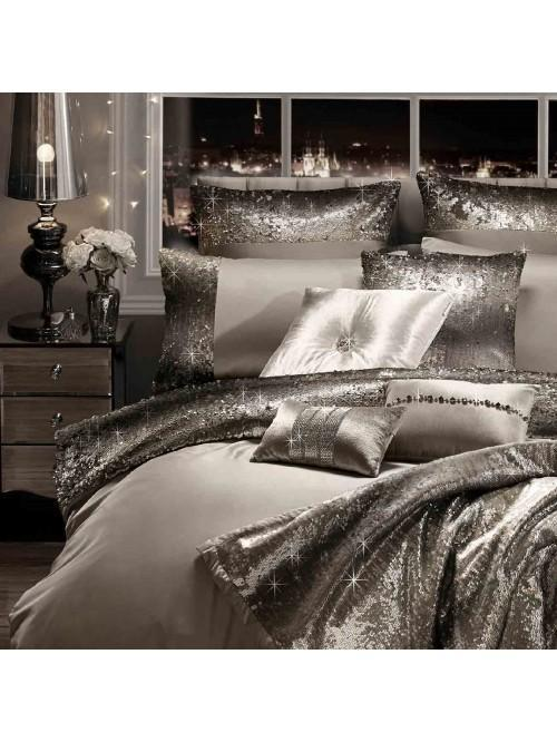 Kylie Minogue Mila Bedding Collection Praline