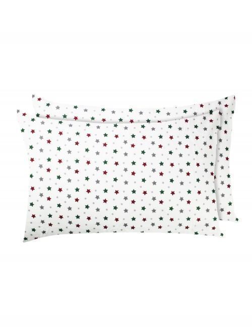 Multi Star Flannelette Bed Linen