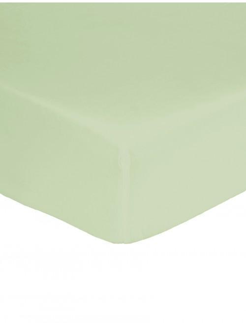 Non Iron Flat Sheet Fern Green